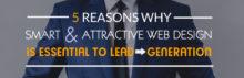 5-reasons-website-lead-generation