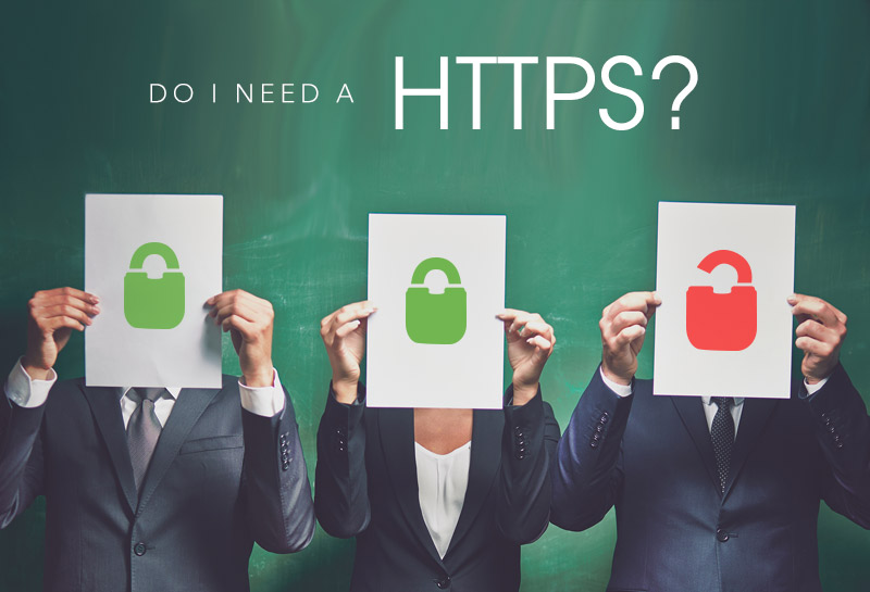 Website HTTPS or HTTP