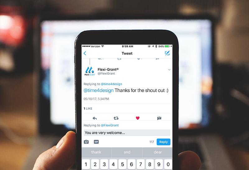 Social Media Direct Messaging
