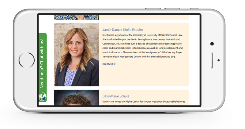 The best law firm website design features - time4design