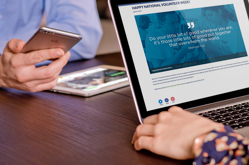 Nonprofit Social Media Marketing