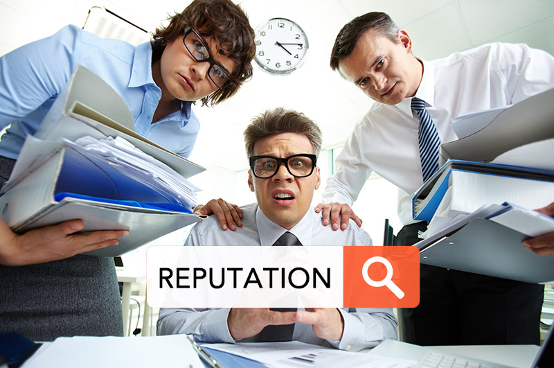 SEO website reputation