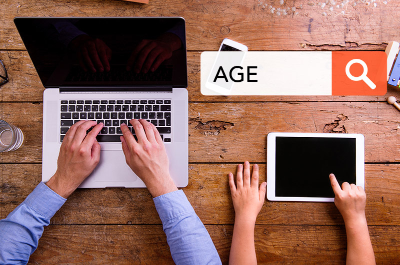 SEO Website age