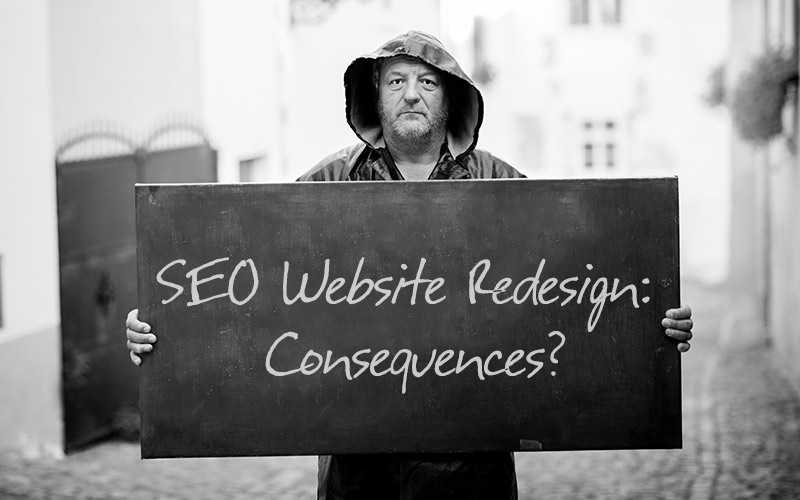 How do keep my SEO during Website Redesign?