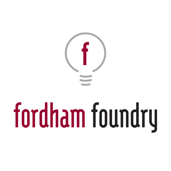 The Fordham Foundry Logo Design