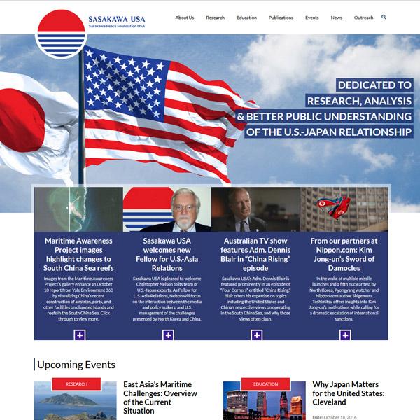SPFUSA - Nonprofit Branding and Web Design